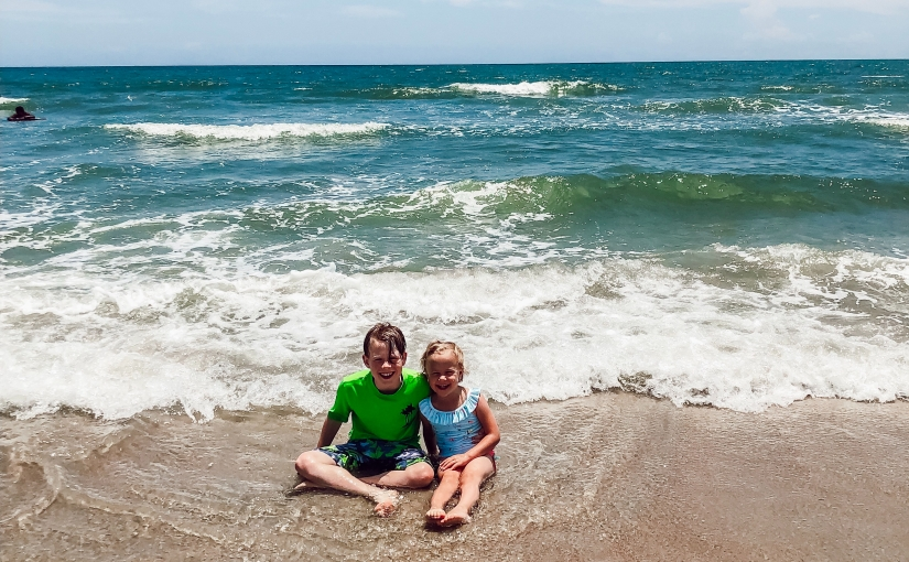 5 Must Haves For a Beach Trip With Kids
